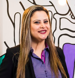 Gleicy Laranjeira Consultora de Inbound Marketing
